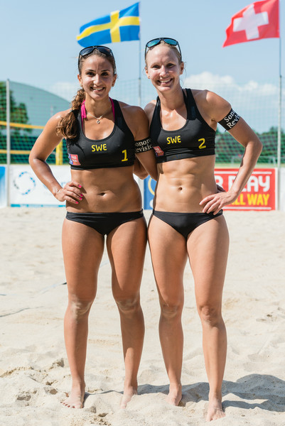 """2014-2016 CEV Beach Volleyball Continental Cup"""